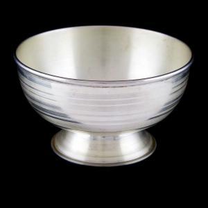 Silver Enamal Design Sandal Cup