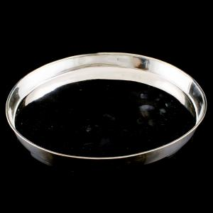 92.5 Sterling Silver Oval Plate
