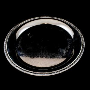 92.5 Sterling Silver Plain Plate