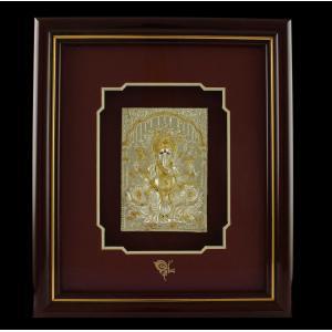 Lord Ganesha Photo Frame