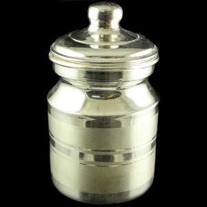 92.5 Sterling Silver Fancy Nagas Lamp