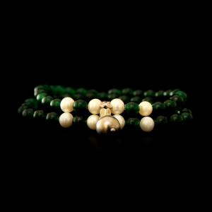 PEARL BEADS AND BRACELETS