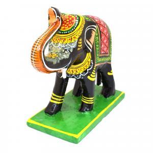KONDAPALLI ELEPHANT STANDING