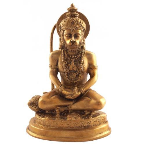 HANUMAN SITTING MEDITATION