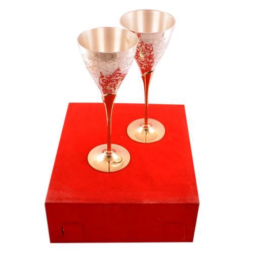 WINE GLASS SET OF 2