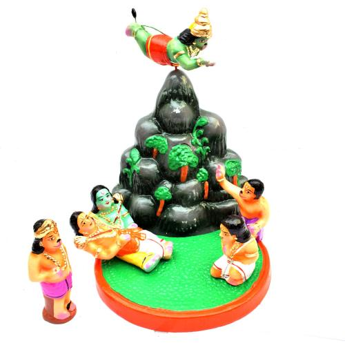 SANJEEVINI MOUNTAIN SET OF 7 PCS