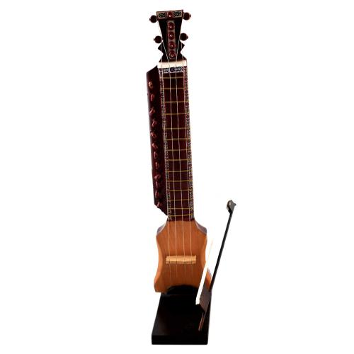WOODEN DILRUBA MUSICLE INSTRUMENT