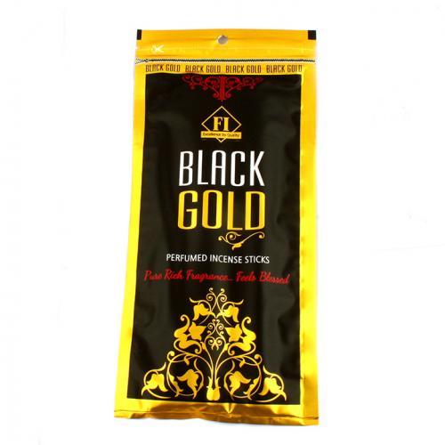 BLACK GOLD INCENSE PACK