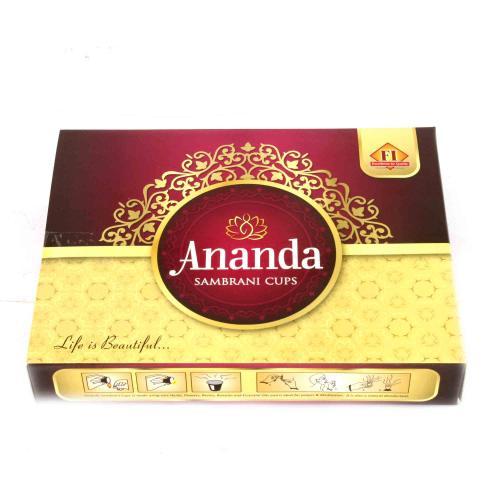 ANAND SAMBRANI INCENSE CUPS