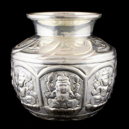 92.5 Sterling Silver Vaishnav Chembu