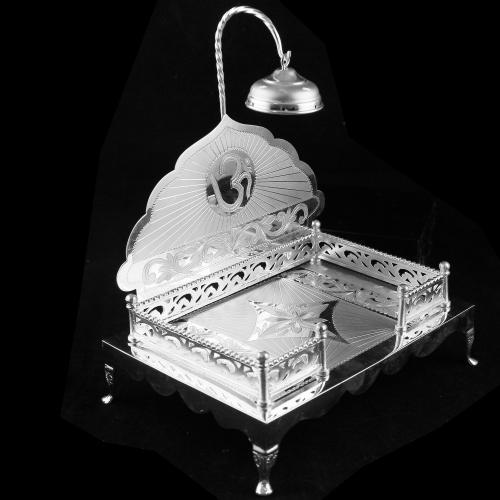Silver Fancy Design Mandapam