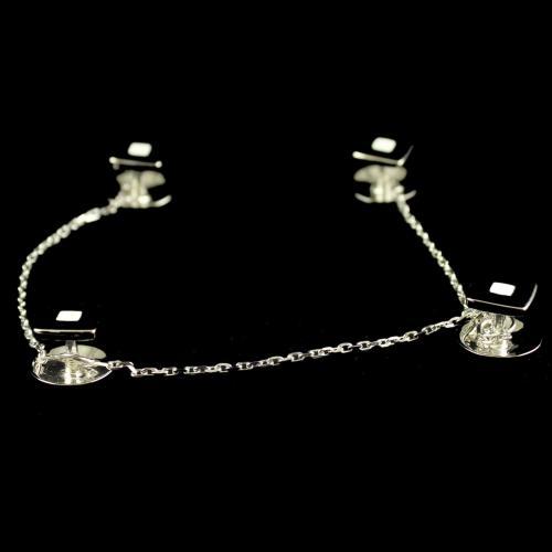Silver Cuff Links