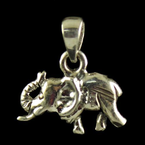 Silver Fancy  Pendant