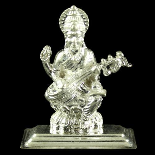 Silver Plated Fancy Design Idols