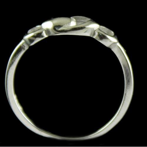 Silver Plated Fancy Design Rings