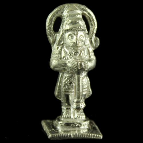 Silver Hunuman God