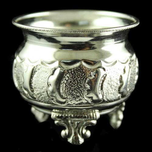SIlver Fancy Design Bowls