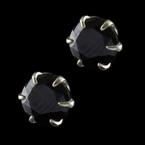 Zitcon Stone Stud Earrings For Women