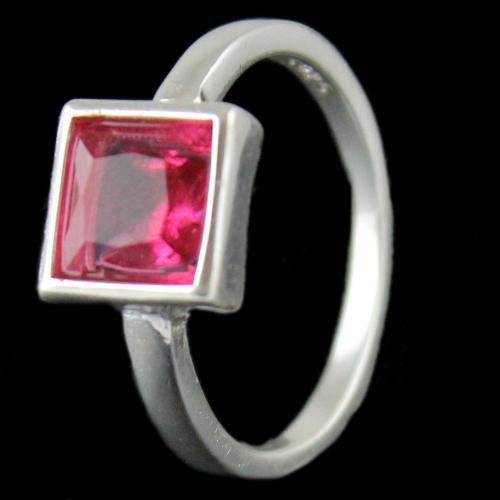 Zircon Stone Casual Ring