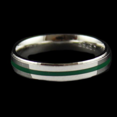 Enamel Band Ring