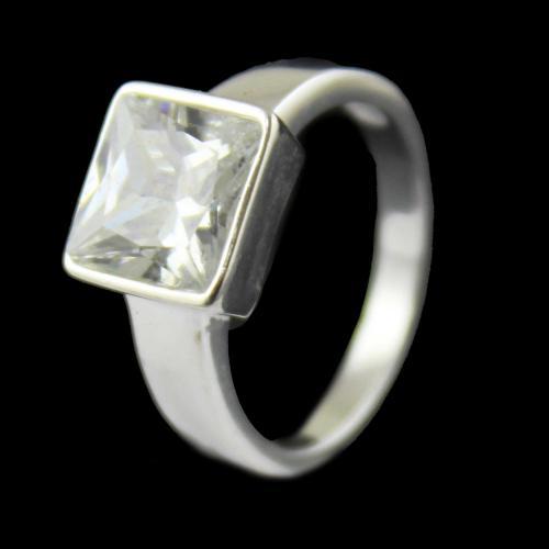 Zircon Stone Mens Ring