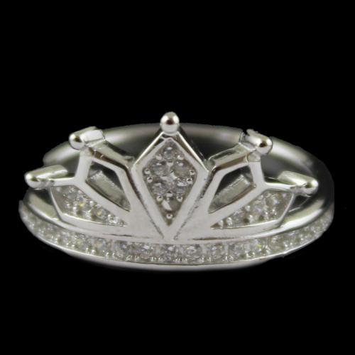 Zircon Stone Casual Ring