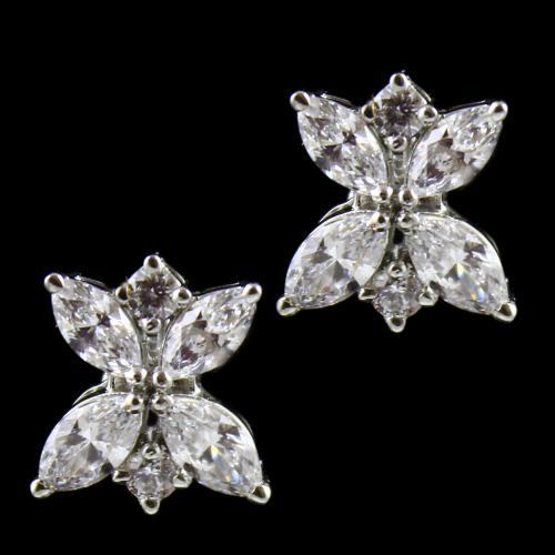 Swarovski Partywear Earring