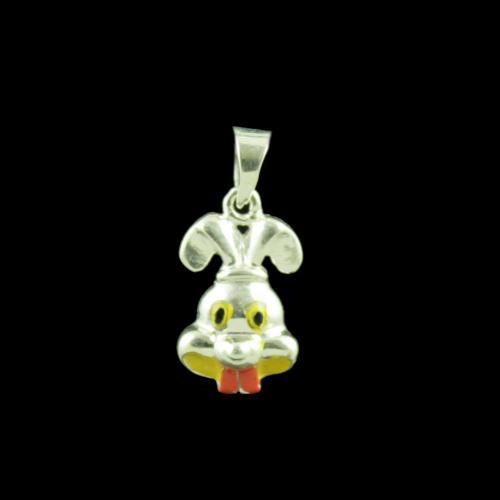 Looney Tunes Casual Wear Silver Baby Pendant