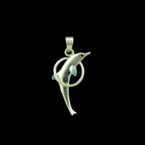 Zodiac Pisces Sun Sign Traditional Pendant