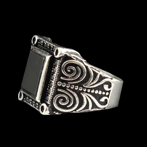 OXIDIZE SPINEL RING