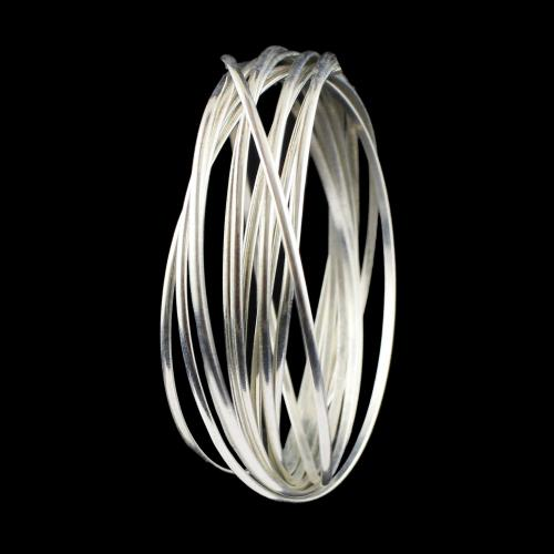 SILVER PLAIN SET BANGLE
