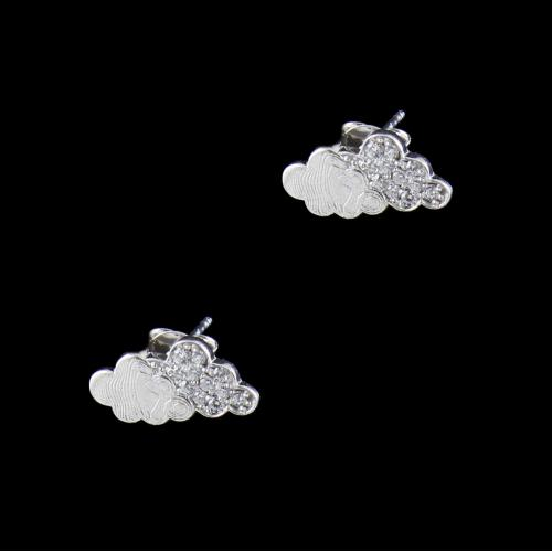 BABY CLOUD EARRINGS