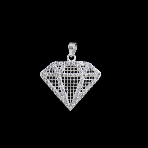BABY DIAMOND PENDANT