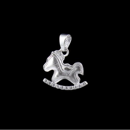 BABY HORSE PENDANT