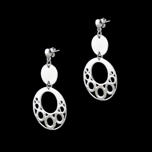 STERLING SILVER DROPS EARRINGS