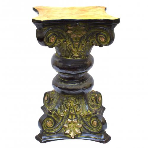 BRASS STOOL 2 RING