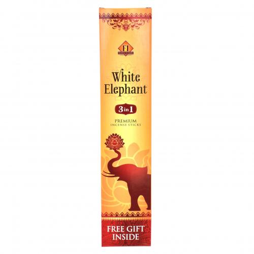 FRAGRANCE WHITE ELEPHANT INCENSE STICKS