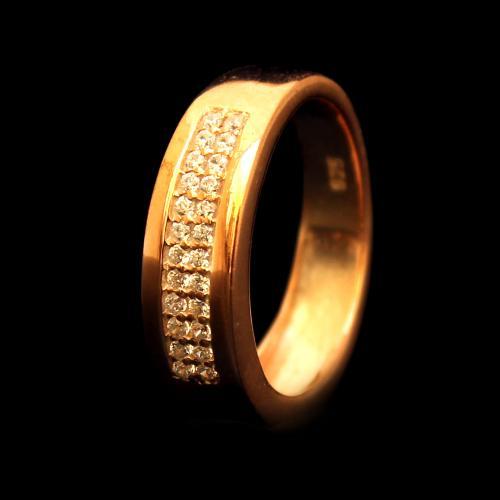 ROSE GOLD CZ RINGS