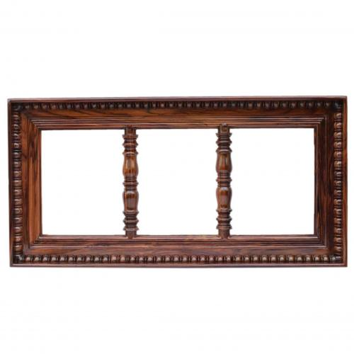 ROSEWOOD 3 IN 1 PANEL MANI FRAME(14X18)