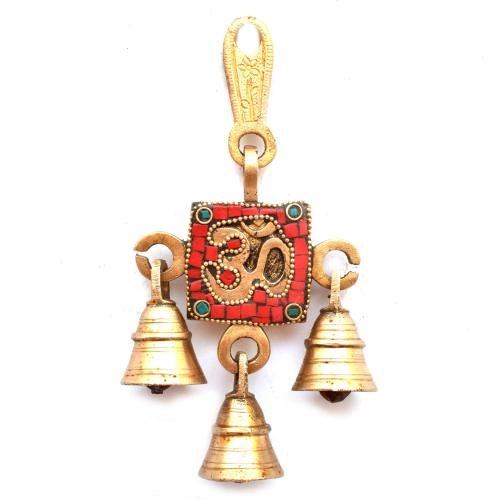 BRASS OM BELL 1 IN 1