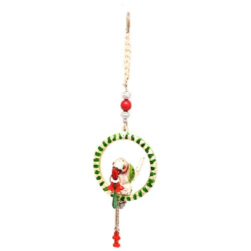 WALL HANGING PARROT