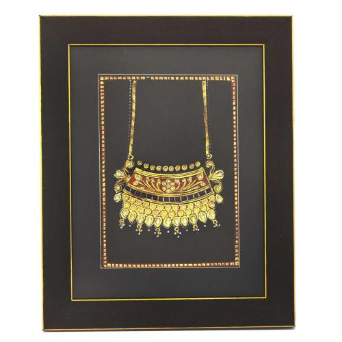 TANJORE JEWEL PAINTING