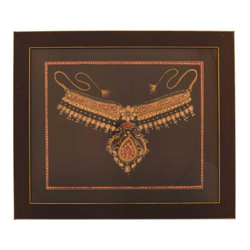 TANJORE PAINTING JEWELLERY