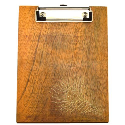 WOODEN NOTE PAD