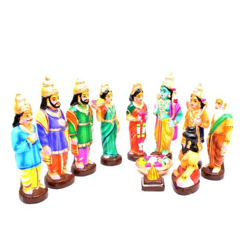 SEETHA KALYANA SET OF 12 PCS