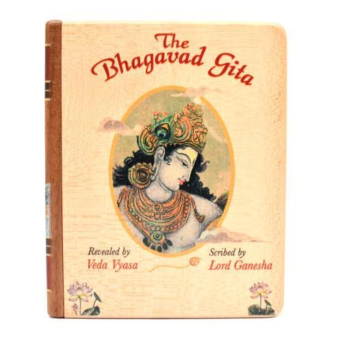 BHAGAVADGITA -ENG-A7-736P110601