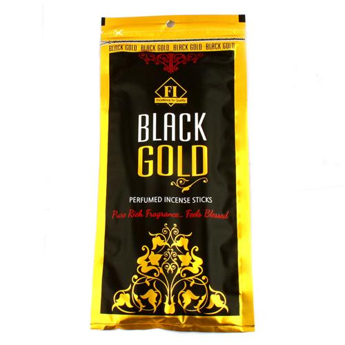 BLACK GOLD INCENSE PACK