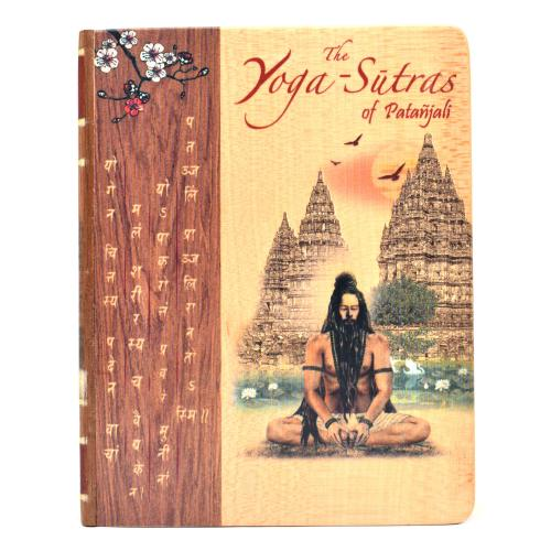 THE PATANJALI BOOK YOGA SUTRA A6-(112414)
