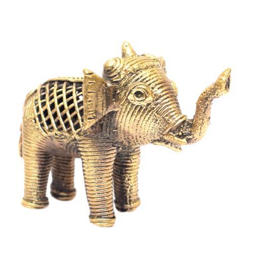 DHOKRA ART ELEPHANT