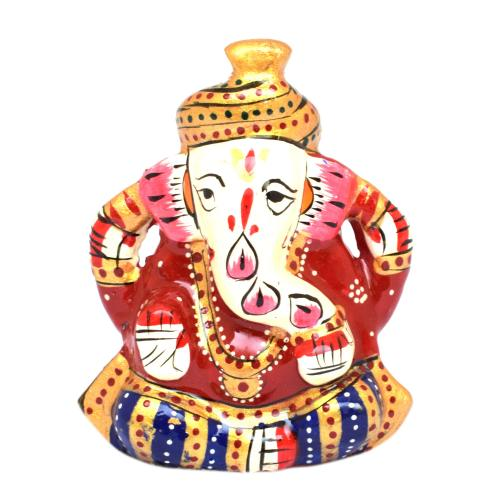 PAGARI GANESHA PAINTED